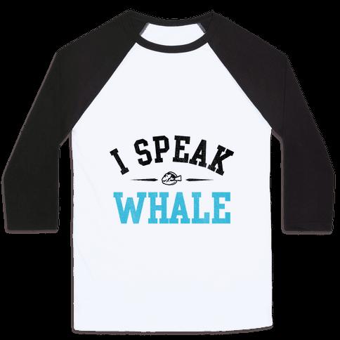 I Speak Whale (Dory)
