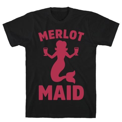 Merlot Maid T-Shirt