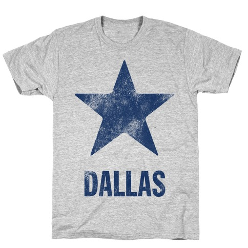 Dallas Alternate (Vintage) T-Shirt