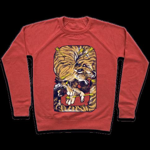 Saint Sebastian Tiger Pullover