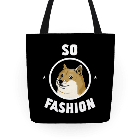 Doge: So Fashion! Tote