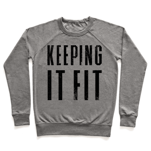 Keeping It Fit Pullover