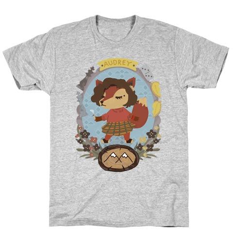 All Sizes Dale Cooper Audrey Horne Men/'s Women/'s Tee Twin Peaks Art T-Shirt