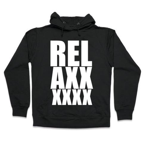 Relax Hooded Sweatshirt