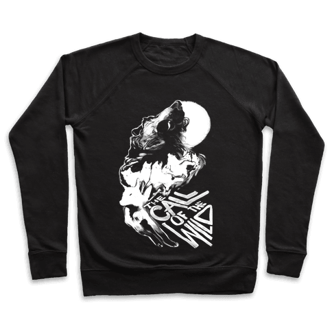 The Call Of The Wild Pullover