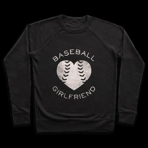 Baseball Girlfriend (Dark Tank) Pullover
