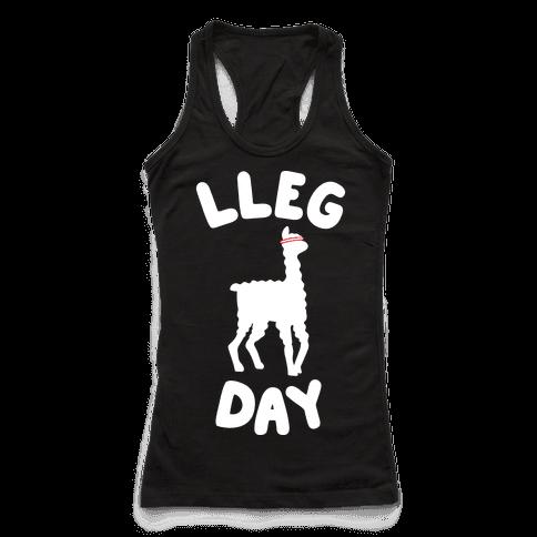Lleg Day Llama