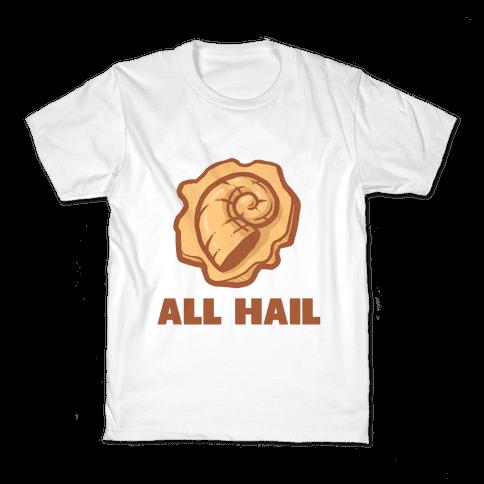 All Hail the Helix Kids T-Shirt