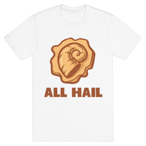 All Hail the Helix Mens T-Shirt
