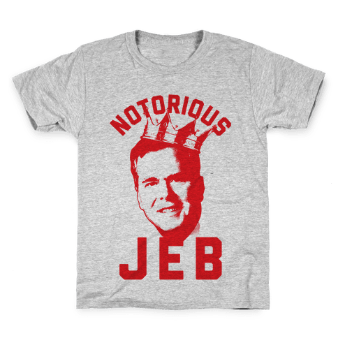 Notorious JEB Kids T-Shirt