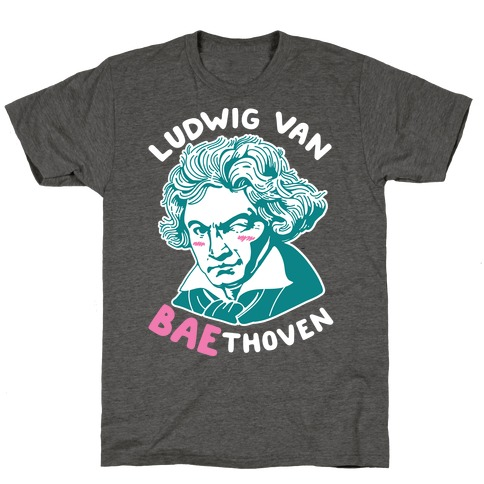 Ludwig Van Baethoven T-Shirt
