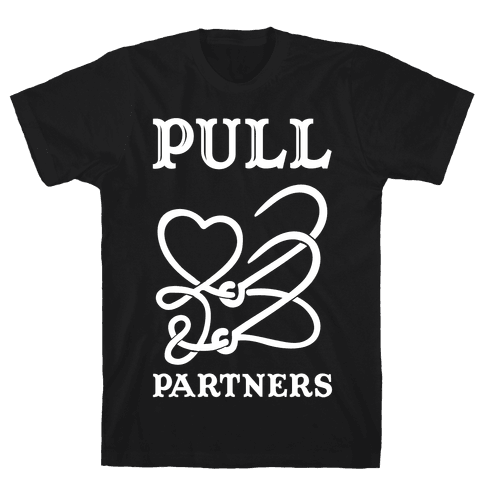 Pull Partner ( 2 ) Mens T-Shirt