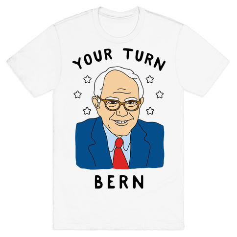 Your Turn Bern Mens T-Shirt