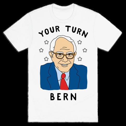Your Turn Bern Mens T-Shirt