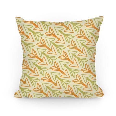 Light Arrow Pillow