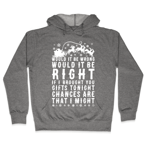 Papa Roach Christmas Hooded Sweatshirt