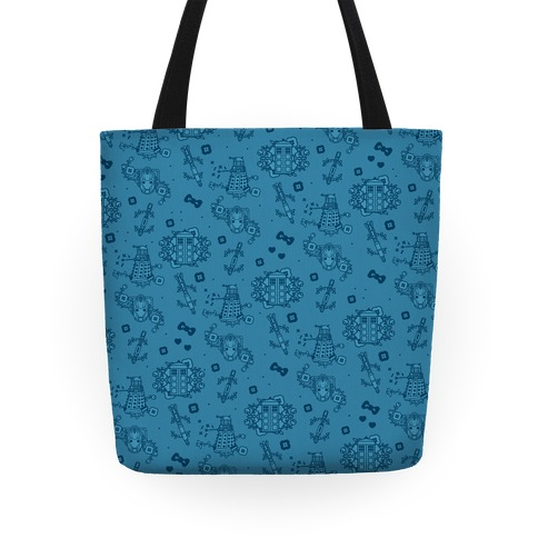 Doctor Who Tote Tote