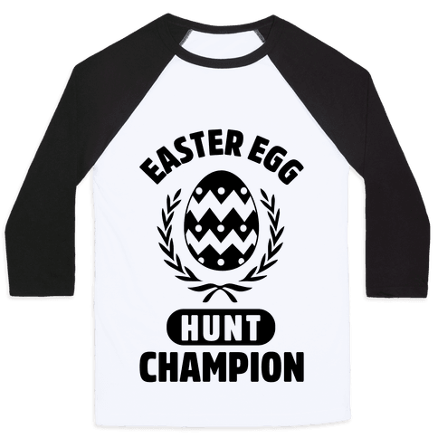 Easter egg hunt ideas t shirts tanks coffee mugs and gifts easter egg hunt champion negle Gallery