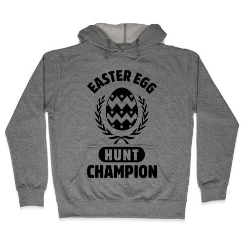 Easter Egg Hunt Champion Hooded Sweatshirt