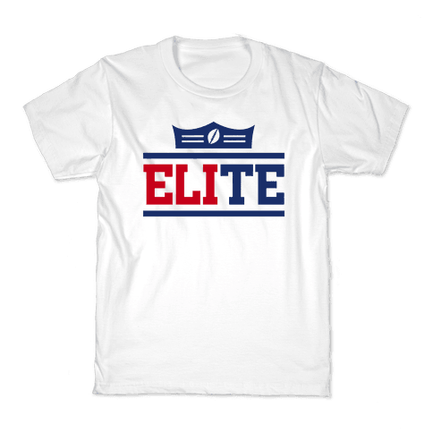 New York is Elite Kids T-Shirt