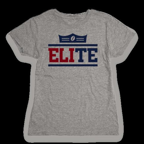 New York is Elite Womens T-Shirt