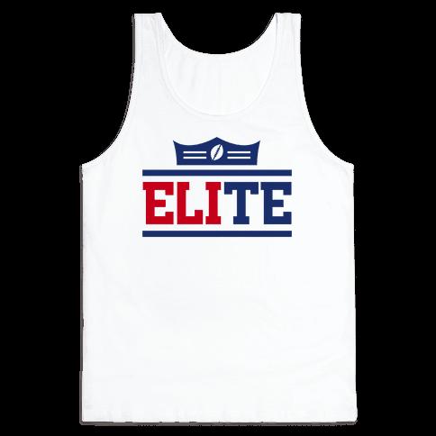 New York is Elite Tank Top