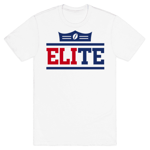 New York is Elite Mens/Unisex T-Shirt