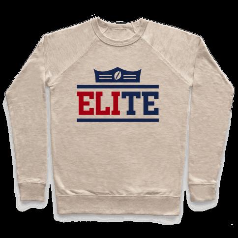 New York is Elite Pullover
