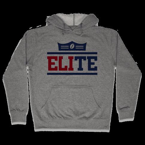 New York is Elite Hooded Sweatshirt