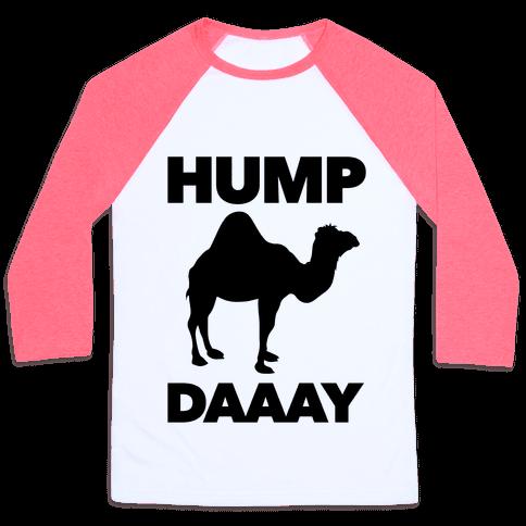 Hump Day (Camel) Baseball Tee