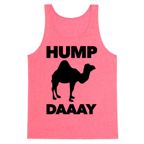 Hump Day (Camel) Tank Top