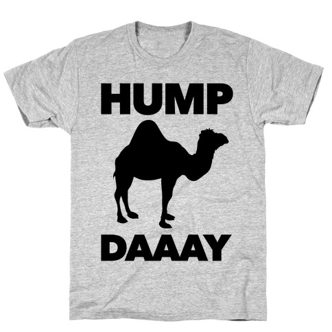 Hump Day (Camel) T-Shirt