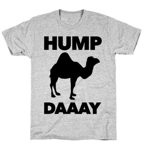 Hump Day (Camel) T-Shirt
