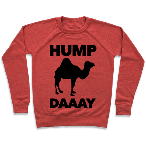 Hump Day (Camel) Pullover