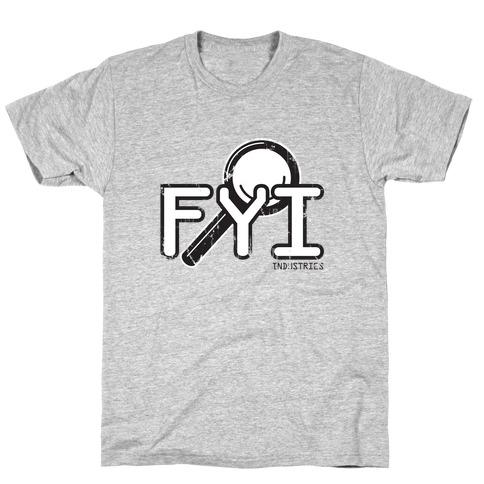 FYI industries Mens T-Shirt