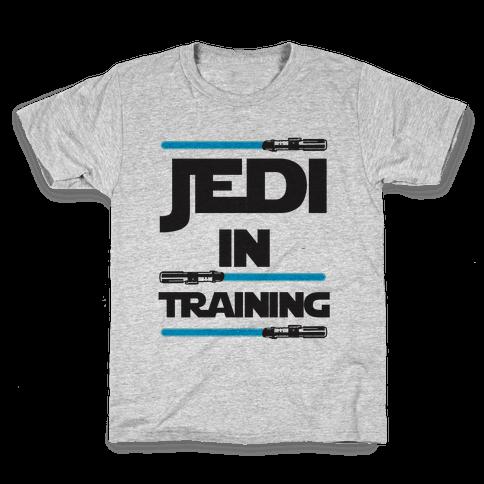 Jedi In Training Kids T-Shirt