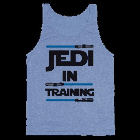 Jedi In Training Tank Top