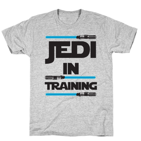 Jedi In Training T-Shirt