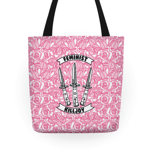 Feminist Killjoy Tote
