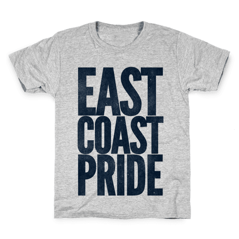East Coast Pride Kids T-Shirt