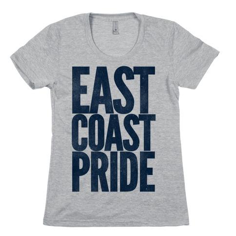 East Coast Pride Womens T-Shirt