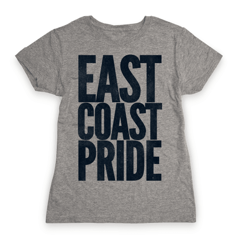 East Coast Pride Womens T-Shirt