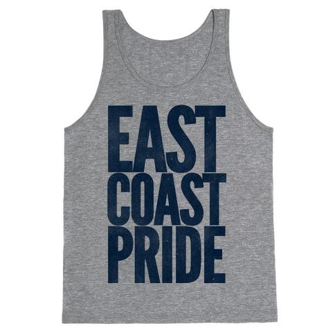 East Coast Pride Tank Top