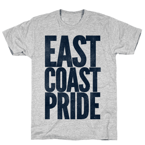East Coast Pride Mens T-Shirt