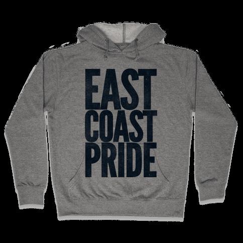 East Coast Pride Hooded Sweatshirt