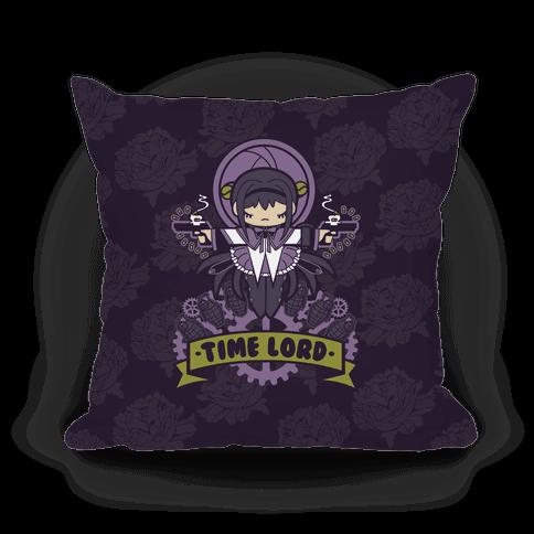 Time Lord Homura Akemi