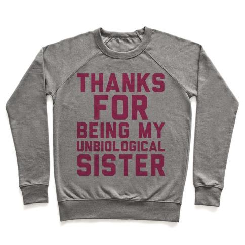 Unbiological Sister Pullover