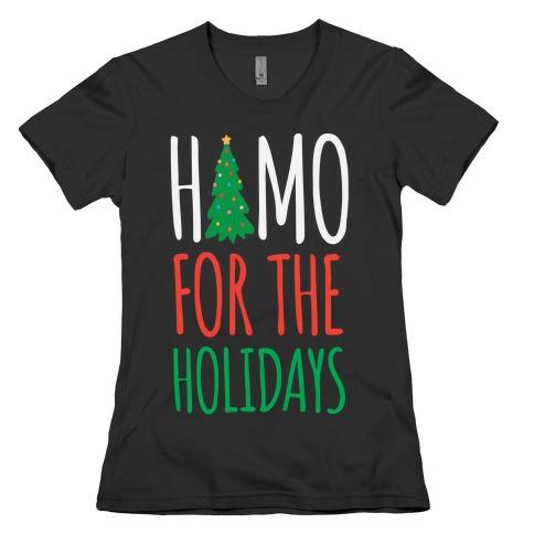 Homo For The Holidays Womens T-Shirt