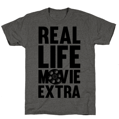 Real Life Movie Extra