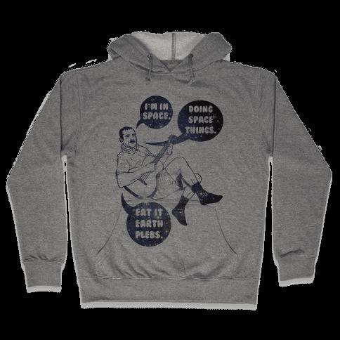 Commander Hadfield Hooded Sweatshirt